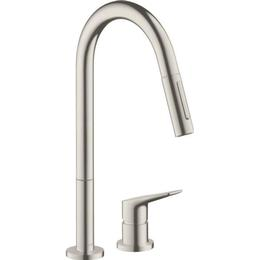 Hansgrohe Axor Citterio M 34822800 Stainless Steel