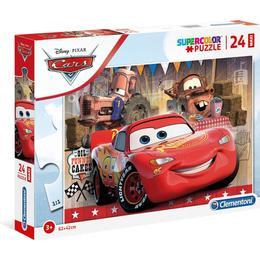 Clementoni Disney Pixar Cars Maxi 24 Pieces