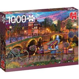 Jumbo Amsterdam Canals 1000 Pieces