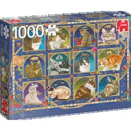 Jumbo Premium Collection – Francien, Cat Horoscope 1000
