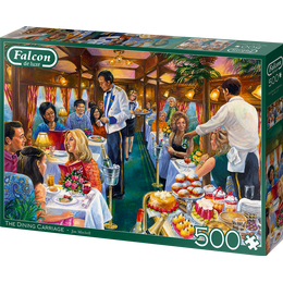 Jumbo Falcon – The Dining Carriage 500 Pieces