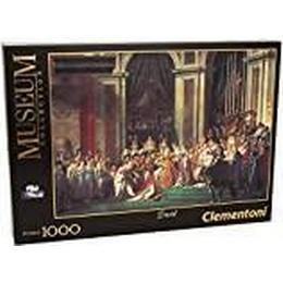 Clementoni David the Coronation of Emperor Napoleon 1000 Piece