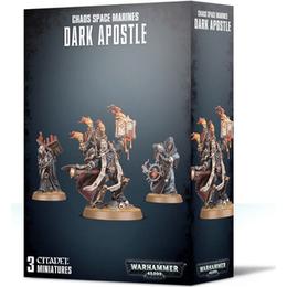 Games Workshop Warhammer 400000: Chaos Space Marines Dark Apostle