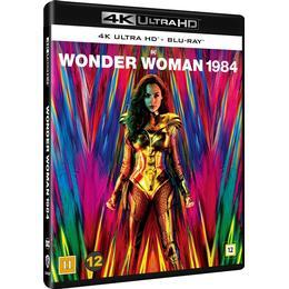 Wonder Woman 1984 (4K Ultra HD + Blu-Ray)