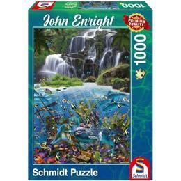 Schmidt Waterfall 1000 Pieces