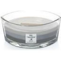 Woodwick Warm Woods Ellipse Scented Candles
