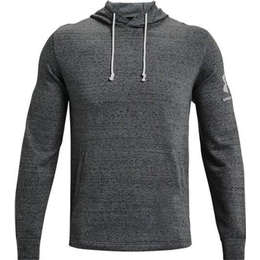 Under Armour Rival Terry Hoodie Men - Gray