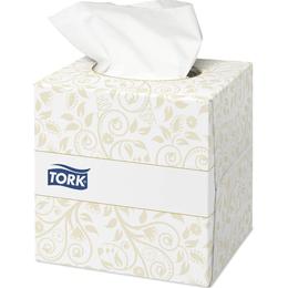 Tork Tork Extra Soft Facial Tissue Cube Premium 100pcs