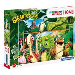 Clementoni Gigantosaurus XXL 104 Pieces