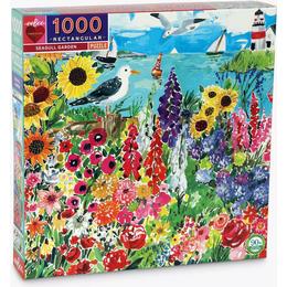 Eeboo Seagull Garden 1000 Pieces