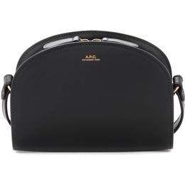 A.P.C. Demi Lune Mini Bag - Black