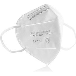 BigBuy Wellness Protective Respirator FFP3 NR JH-032 5-Layer 20-pack