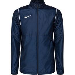 Nike Park 20 Rain Jacket Men - Obsidian/White/White