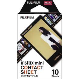Fujifilm Instax Mini Contact Sheet Film 10 pack