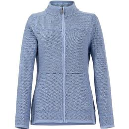 Weird Fish Sontee Full Zip Eco Macaroni Jacket - Dusted Violet