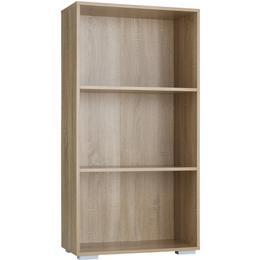 tectake Lexi 115cm Book Shelf