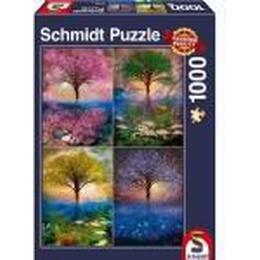 Schmidt Spiele Magic Tree on The Lake 1000 Pieces