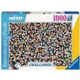 Ravensburger Challenge Mickey 1000 Pieces