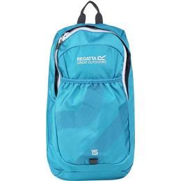 Regatta Bedabase II 15L Backpack - Aqua/White