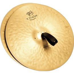 "Zildjian Orchestral Cymbals 18"" Medium-Heavy"