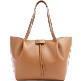 Patrizia Pepe City Shopping Bag - Orange