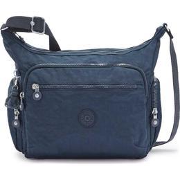 Kipling Gabbie Medium Shoulder Bag - Blue Bleu 2