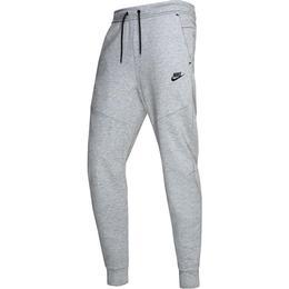 Nike Tech Fleece Joggers Men - Carbon Heather/Black