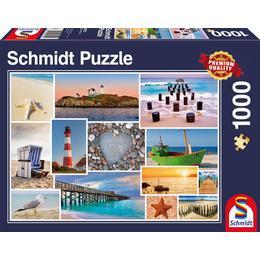Schmidt Spiele Near the Sea 1000 Pieces