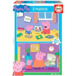 Educa Peppa Pig Puzzle 40 Pieces