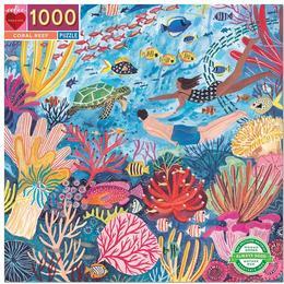 Eeboo Coral Reef 1000 Pieces