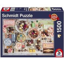 Schmidt Nostalgic Chocolates 1500 Pieces