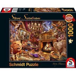 Schmidt Steve Sundram Story Mania 1000 Pieces