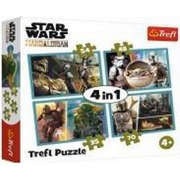 Trefl Star Wars Mandalorian 4 in 1