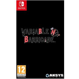Variable Barricade