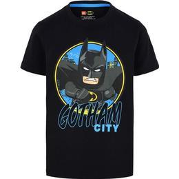 Lego Wear Batman T-shirt - Black (M12010023)
