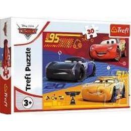 Trefl Disney Pixar Cars Before the Race