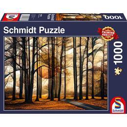 Schmidt Spiele Magic Forest 1000 Pieces
