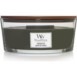Woodwick Frasier Fir Ellipse 19cm Scented Candles