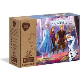 Clementoni Play for Future Frozen 2 3x48 Pieces