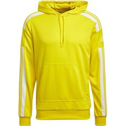 Adidas Squadra 21 Hoodie Men - Team Yellow/White