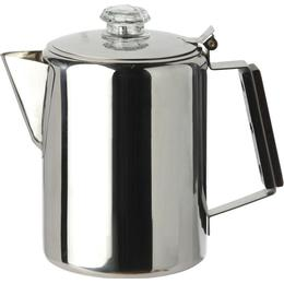 Coghlans Stainless Steel Coffee Pot 9 Cup