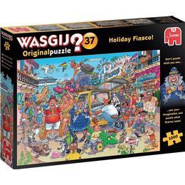 Jumbo Wasgij Original 37 Holiday Fiasco! - 1000 Piece