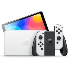 Nintendo Switch OLED Model - White