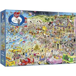 Gibsons I Love Summer 1000 Pieces