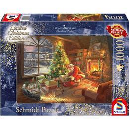Schmidt Spiele Santa Claus is Here 1000 Pieces