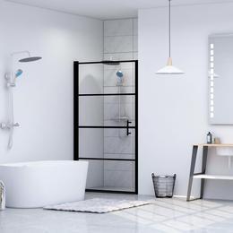 vidaXL Shower Door (146885) 100x1780mm