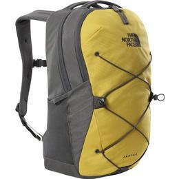 The North Face Jester Backpack - Asphalt Grey/Matcha Green