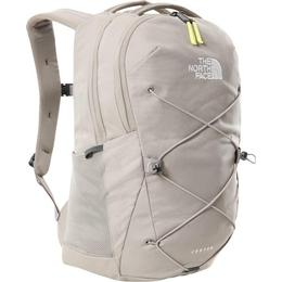 The North Face Jester Backpack - Mineral Grey/Sulphur Spring Green