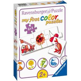 Ravensburger My First Color Puzzles 24 Pieces