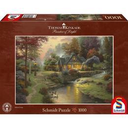 Schmidt Stillwater Cottage 1000 Pieces